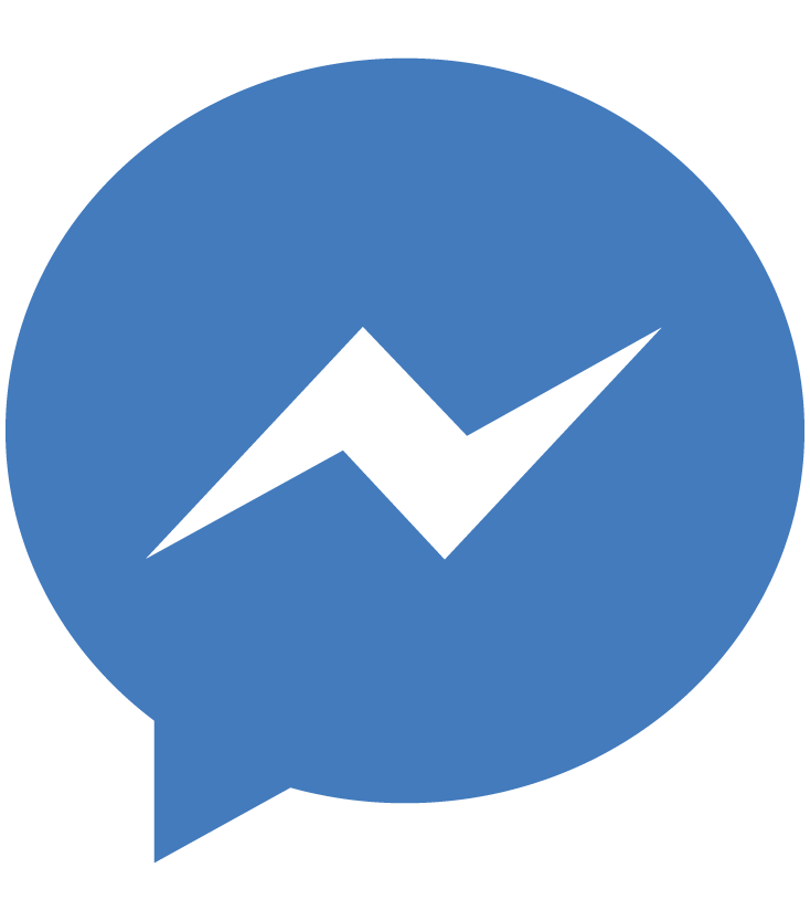 Use Messenger to contact Jerk King